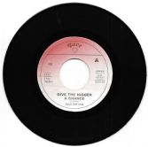SALE ITEM - Rad Bryan - Give The Nigger A Chance / Skin Flesh & Bones - Version (Love) 7""